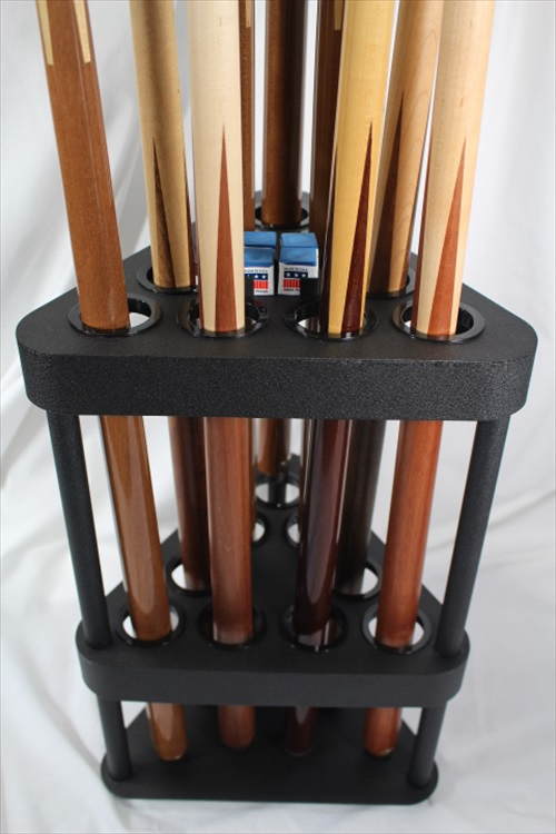 9 Cue Billiards Racks