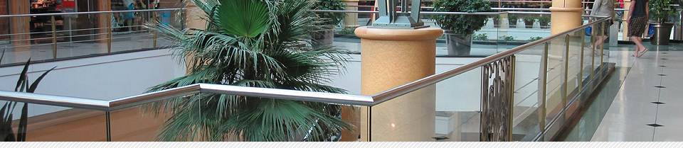 Decorative Metal Railings