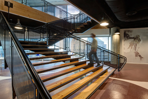 IMG COLLEGE STAIR